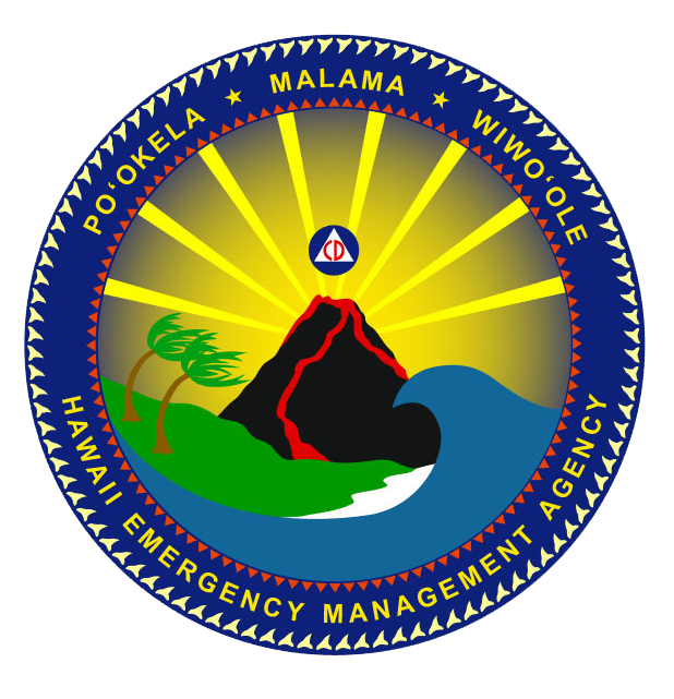 Hawaii Emergency Management Agency logo