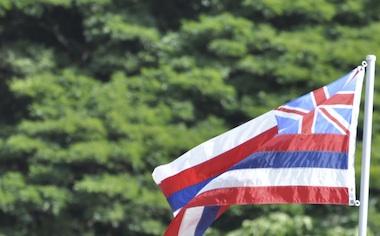 image of the Hawaiian flag
