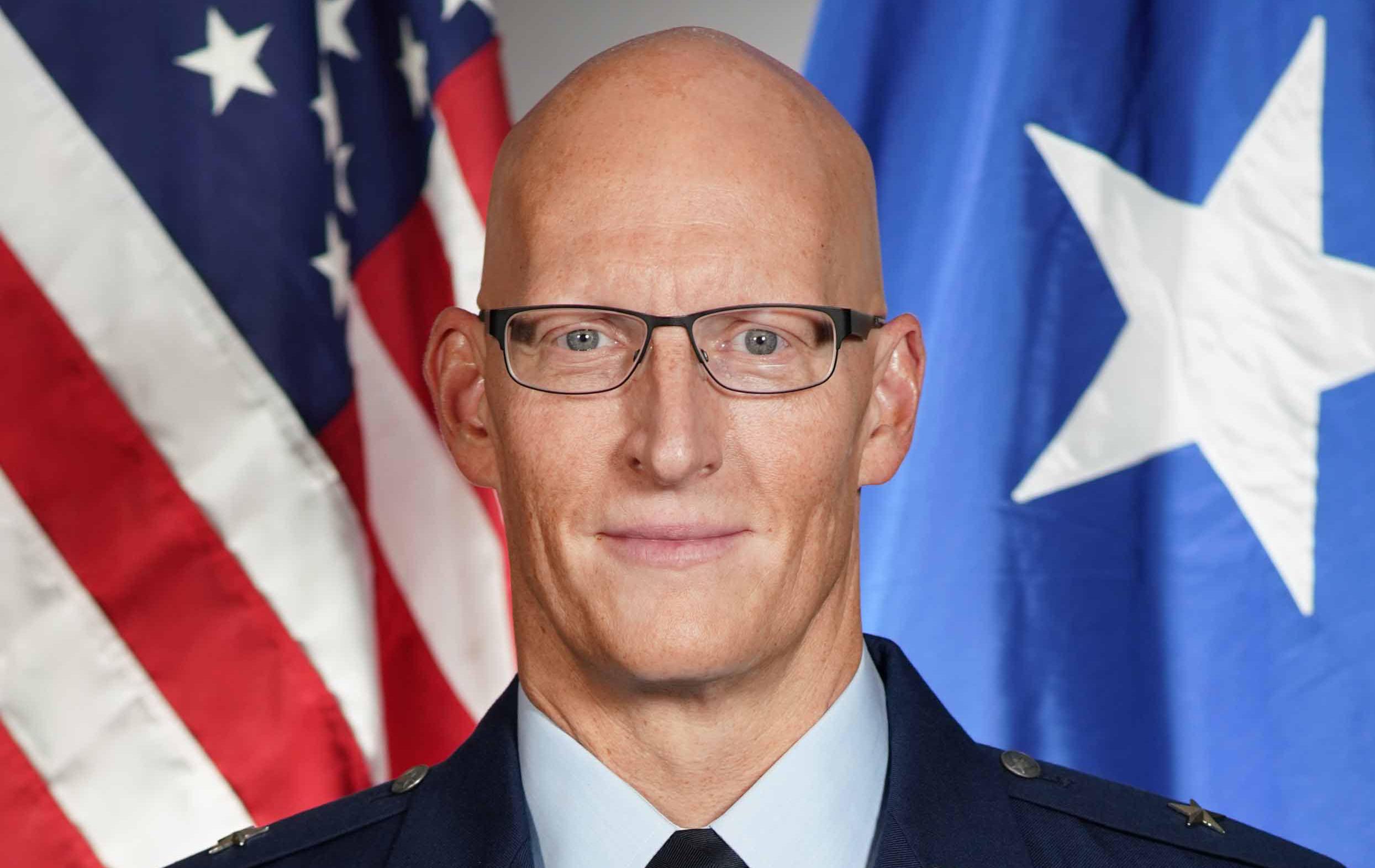 Brig. Gen. Joseph Harris II