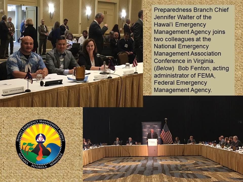 Hawaii Emergency Management Agency | National Emergency ...