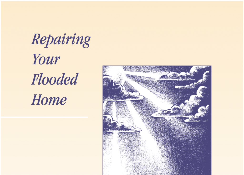 Resource from the American Red Cross: Repairing Your Flooded Home post thumbnail