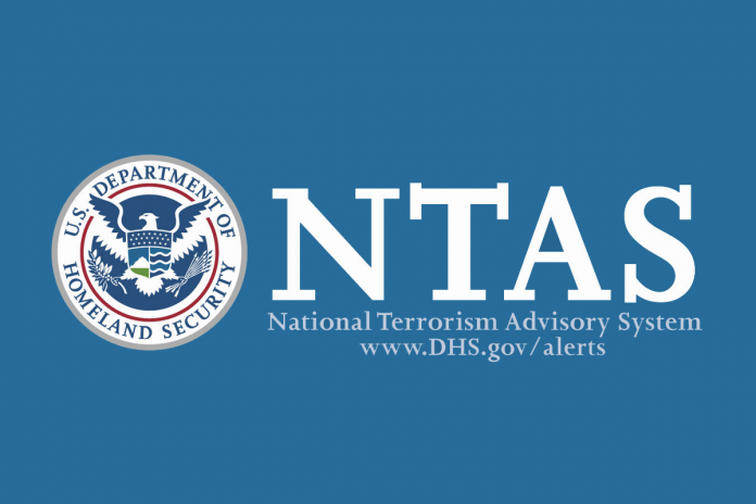 NTAS Nation Terrorism Advisory System