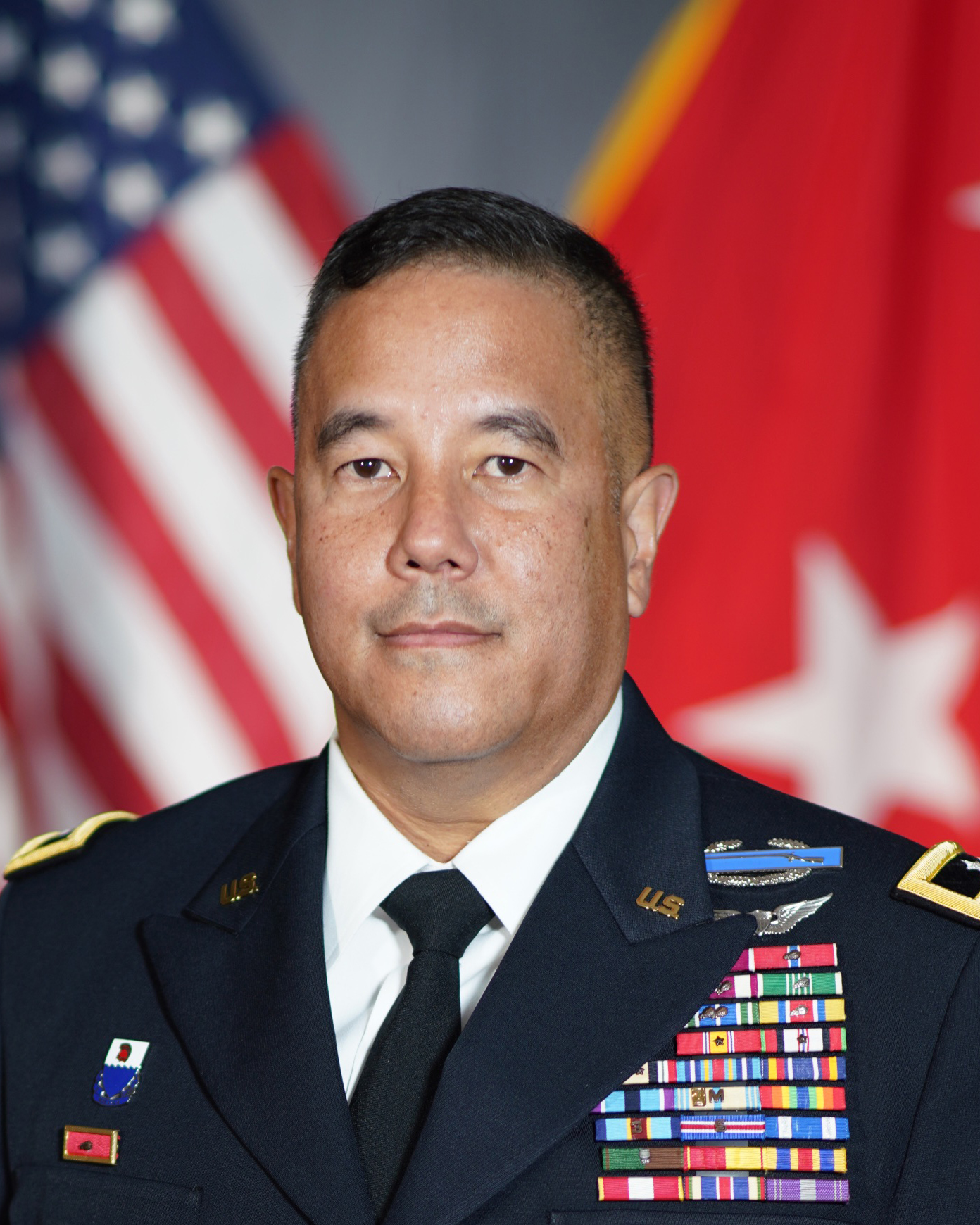 photo of Adjutant General,