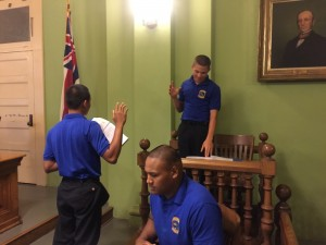 Charlie Class at the State Capitol 131